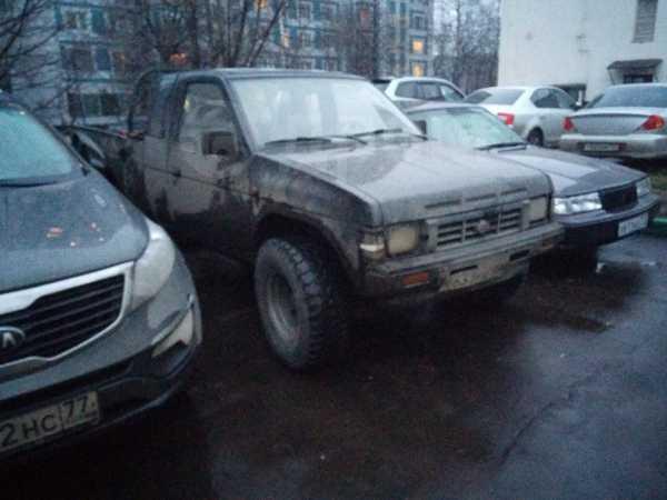 Nissan King Cab, 1989 год, 190 000 руб.