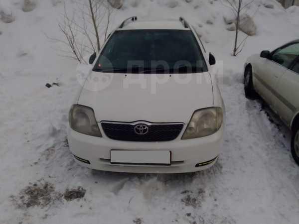 Toyota Corolla Fielder, 2000 год, 300 000 руб.