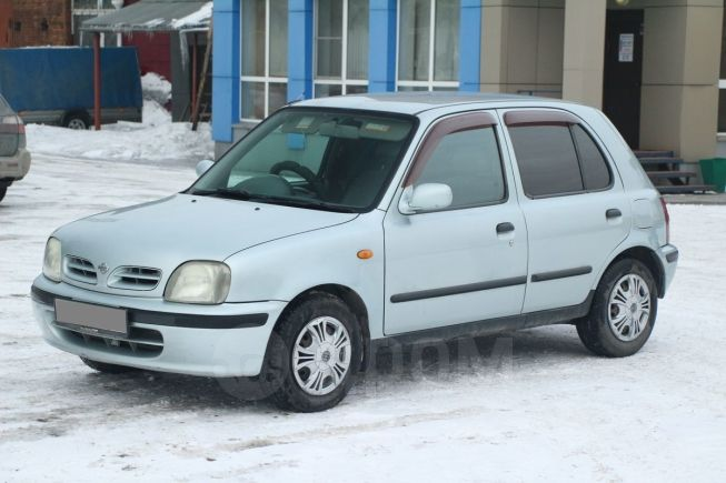 Nissan March, 1997 год, 105 000 руб.