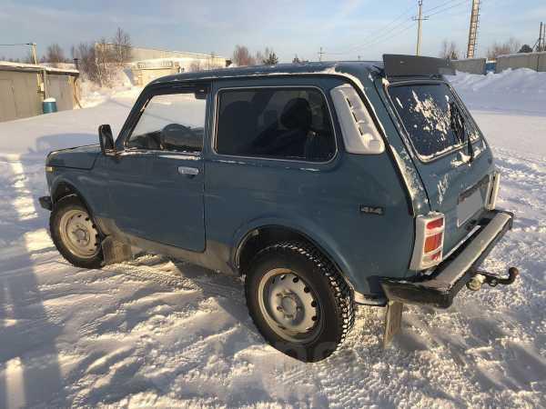 Лада 4x4 2121 Нива, 2007 год, 165 000 руб.