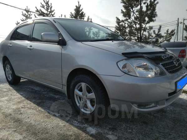 Toyota Corolla, 2002 год, 395 000 руб.