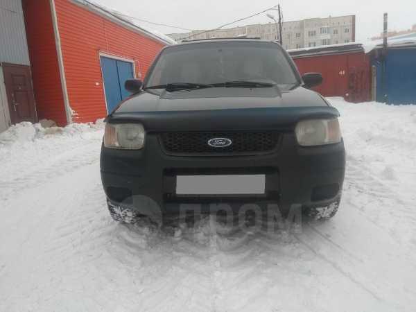 Ford Escape, 2001 год, 335 000 руб.