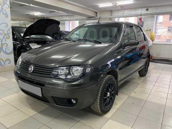 Fiat Albea, 2007 год, 209 000 руб.