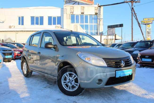 Renault Sandero, 2010 год, 269 000 руб.