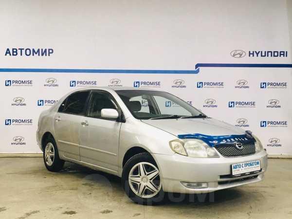 Toyota Corolla, 2001 год, 217 000 руб.