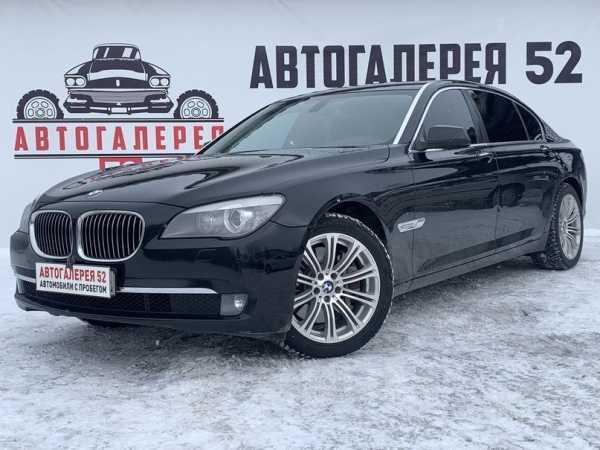 BMW 7-Series, 2011 год, 750 000 руб.
