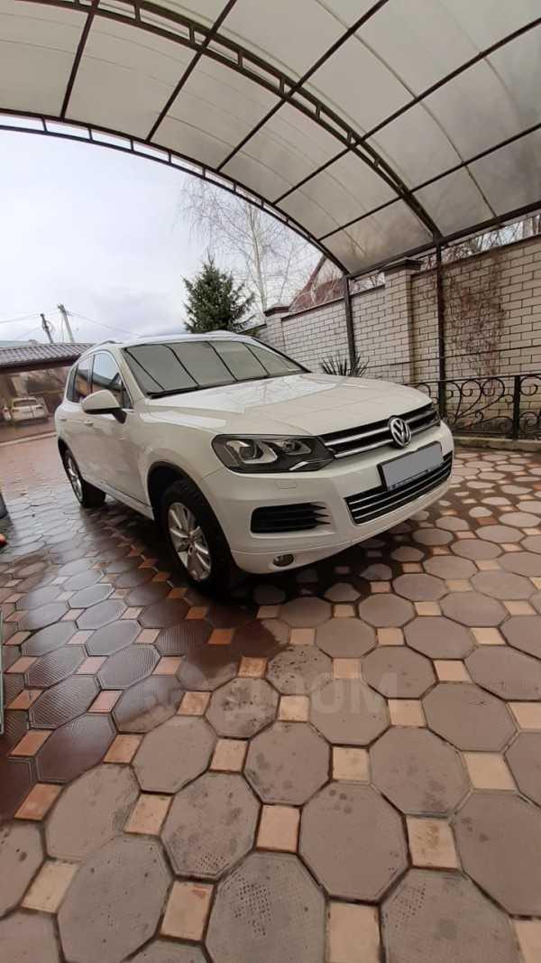 Volkswagen Touareg, 2012 год, 1 320 000 руб.