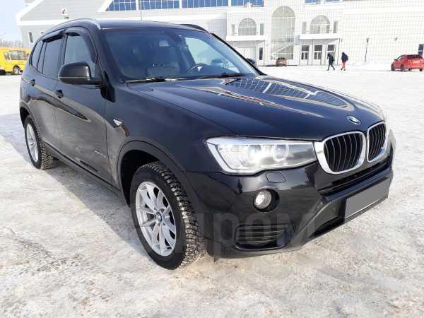 BMW X3, 2015 год, 1 520 000 руб.