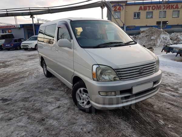 Toyota Regius, 2001 год, 470 000 руб.
