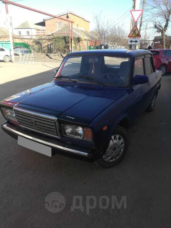 Лада 2107, 1999 год, 49 000 руб.