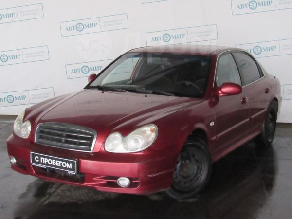 Hyundai Sonata, 2005 год, 208 000 руб.