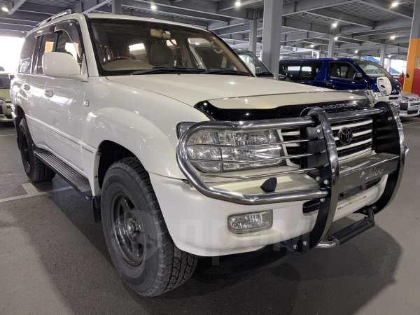 Toyota Land Cruiser, 1998 год, 820 000 руб.