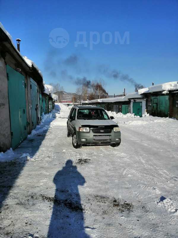 Ford Escape, 2002 год, 300 000 руб.