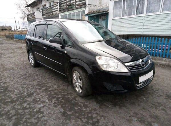 Opel Zafira, 2009 год, 450 000 руб.