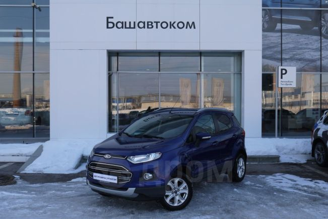 Ford EcoSport, 2014 год, 620 000 руб.
