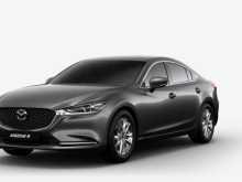 Москва Mazda Mazda6 2020