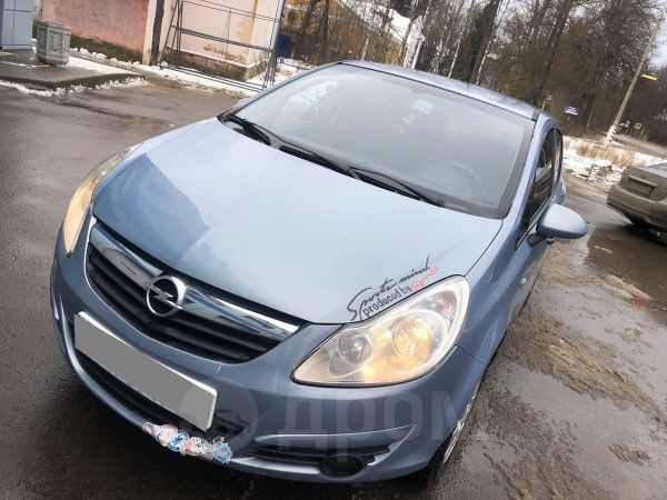 Opel Corsa, 2006 год, 199 999 руб.