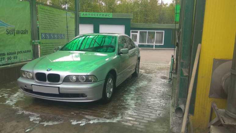 BMW 5-Series, 2003 год, 330 000 руб.
