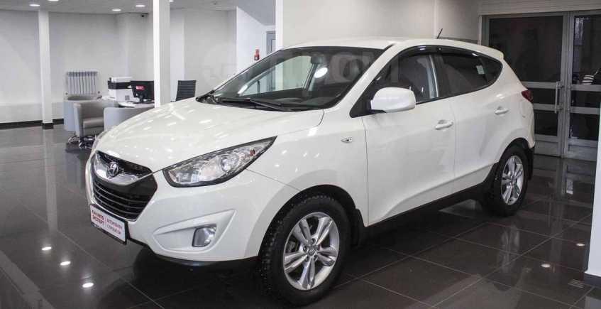 Hyundai Tucson, 2011 год, 787 009 руб.