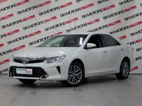 Toyota Camry, 2017 год, 1 443 000 руб.