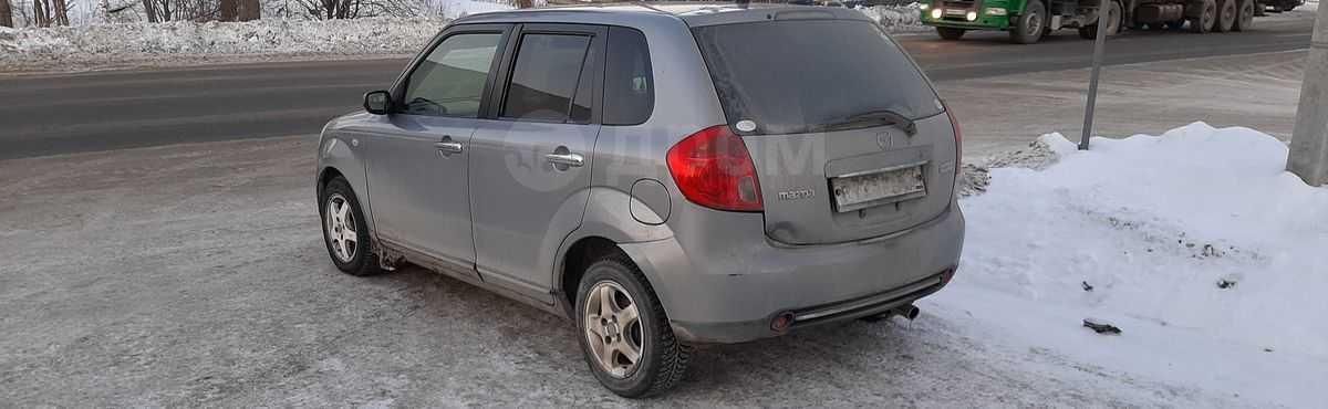 Mazda Verisa, 2006 год, 270 000 руб.