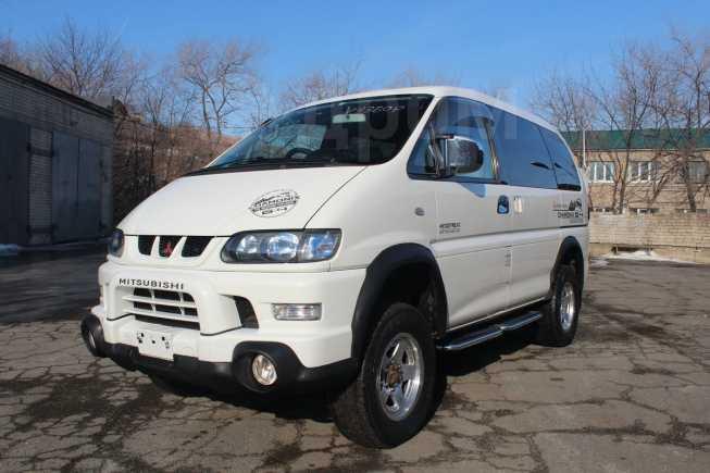 Mitsubishi Delica, 2001 год, 335 000 руб.