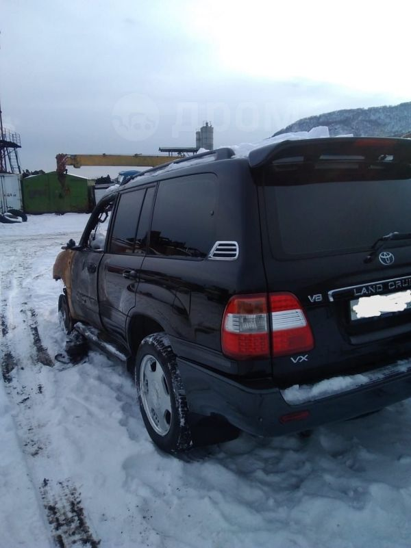 Toyota Land Cruiser, 2007 год, 350 000 руб.
