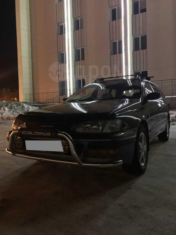 Toyota Caldina, 1996 год, 320 000 руб.