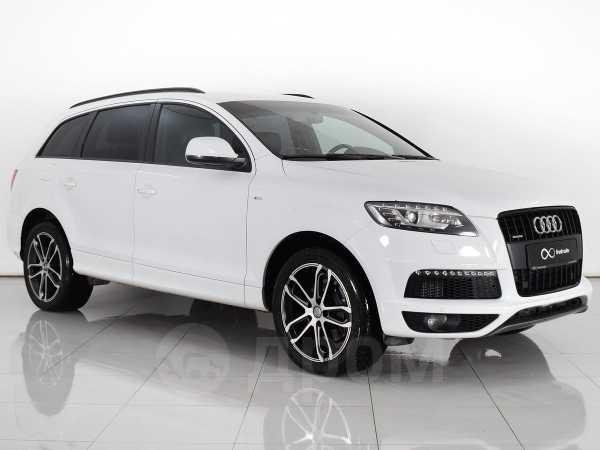 Audi Q7, 2013 год, 1 890 000 руб.