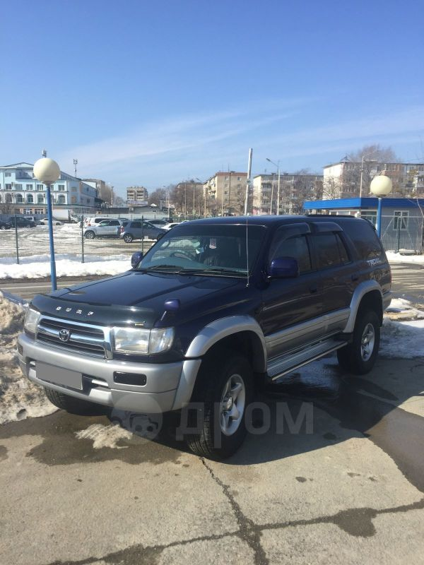Toyota Hilux Surf, 1997 год, 800 000 руб.