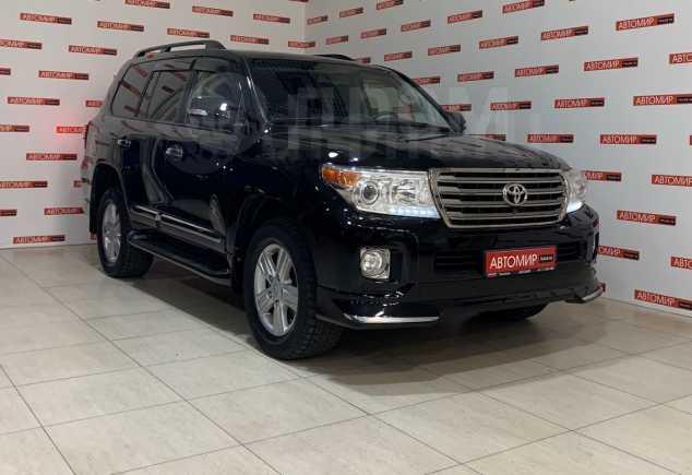 Toyota Land Cruiser, 2013 год, 2 795 000 руб.