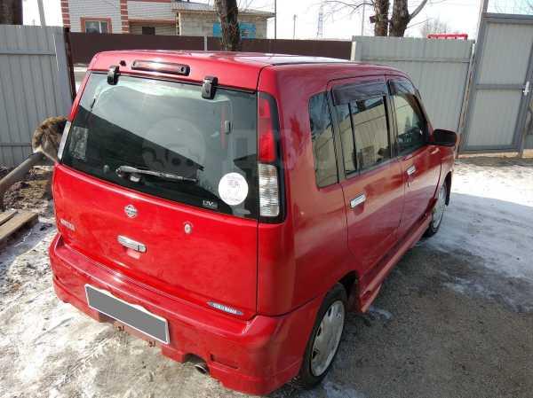 Nissan Cube, 1999 год, 115 000 руб.