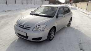 Сургут Corolla Runx 2004