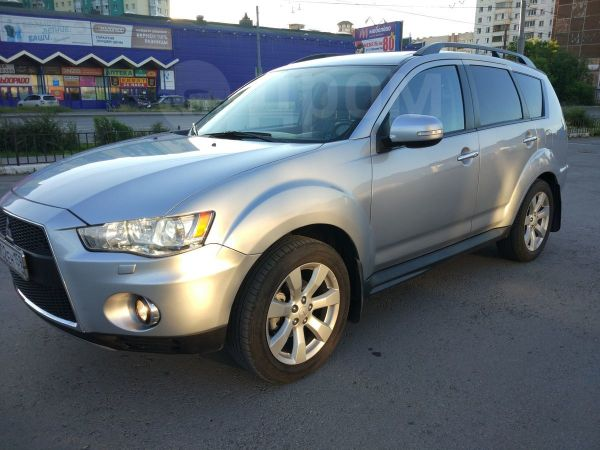 Mitsubishi Outlander, 2011 год, 650 000 руб.