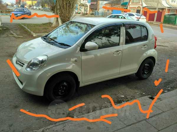 Toyota Passo, 2012 год, 417 000 руб.