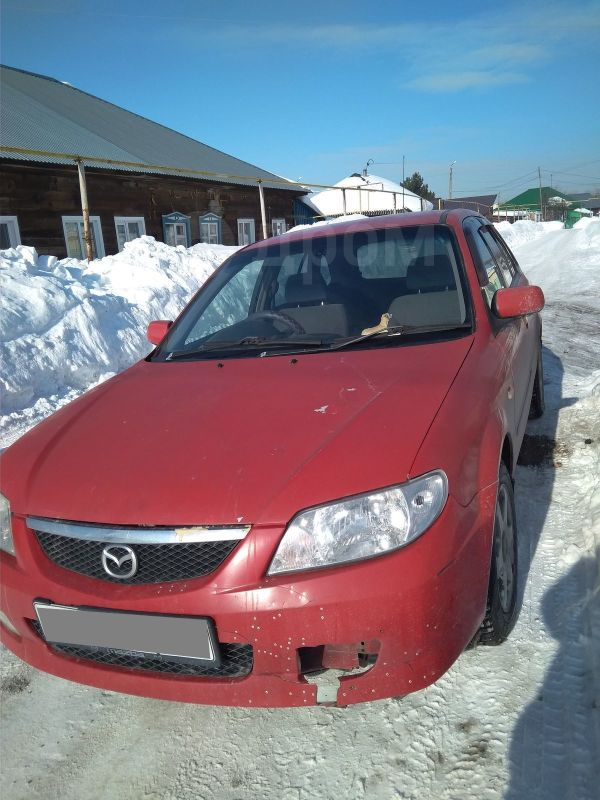Mazda Familia, 2001 год, 150 000 руб.