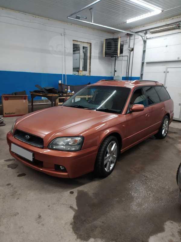 Subaru Legacy, 2001 год, 320 000 руб.