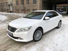 Иркутск Toyota Camry 2012