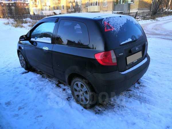 Hyundai Getz, 2008 год, 200 000 руб.
