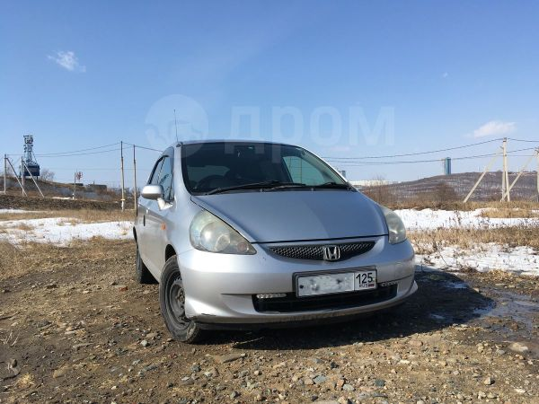 Honda Fit, 2005 год, 250 000 руб.