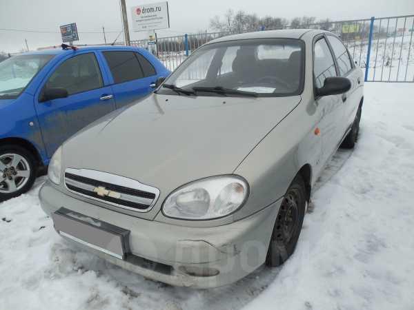 Chevrolet Lanos, 2008 год, 138 000 руб.