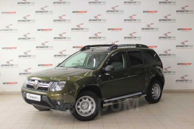 Renault Duster, 2016 год, 735 000 руб.