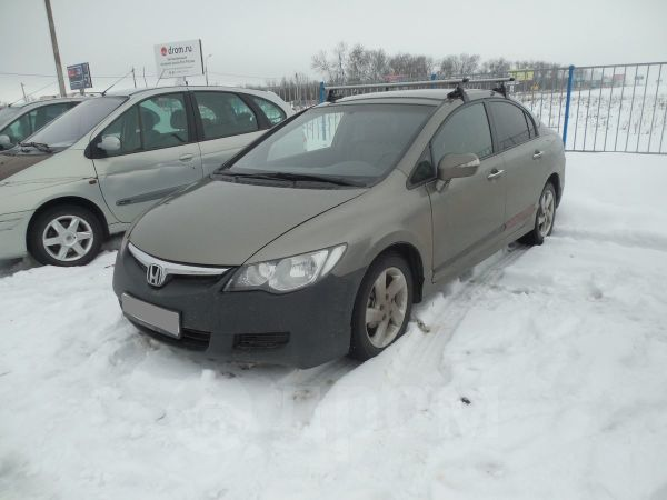Honda Civic, 2008 год, 280 000 руб.