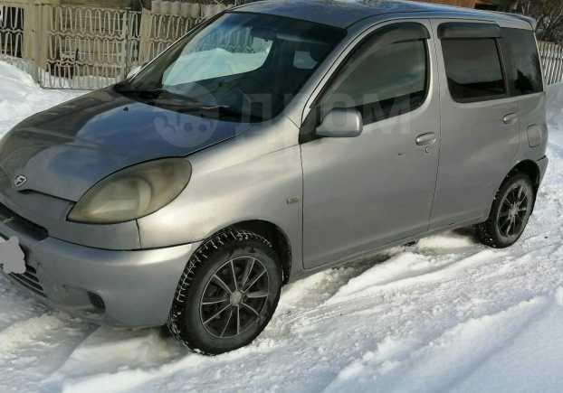 Toyota Funcargo, 2002 год, 215 000 руб.