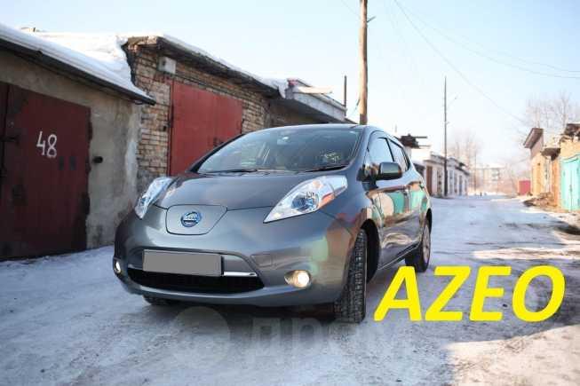 Nissan Leaf, 2012 год, 435 000 руб.