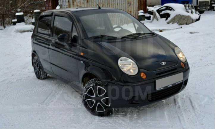 Daewoo Matiz, 2011 год, 135 000 руб.