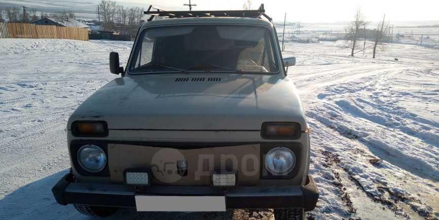 Лада 4x4 2121 Нива, 1988 год, 150 000 руб.
