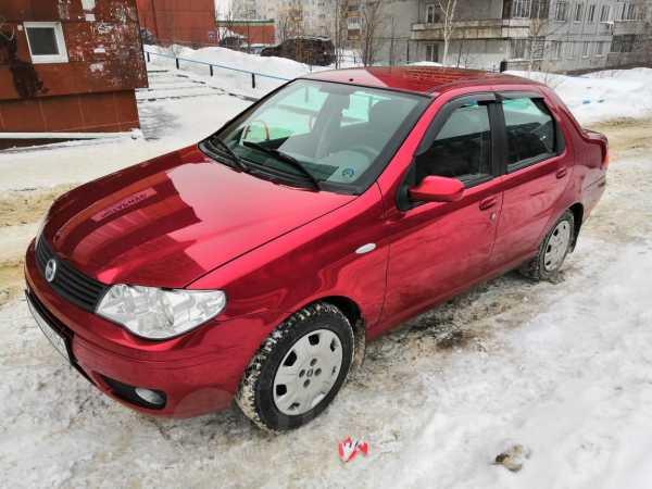 Fiat Albea, 2007 год, 200 000 руб.