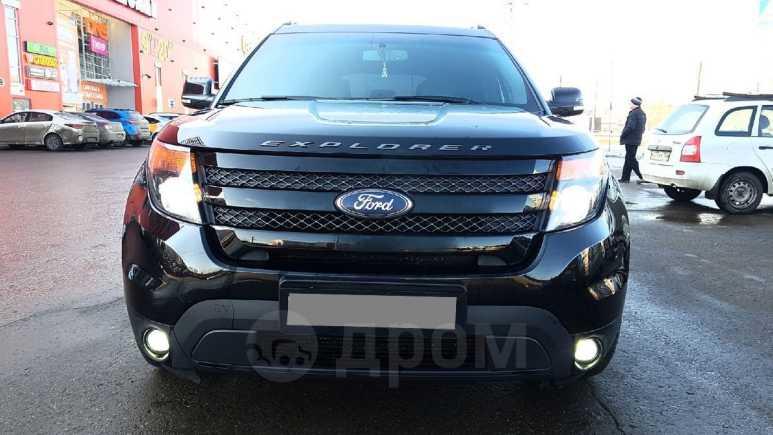 Ford Explorer, 2013 год, 1 118 000 руб.