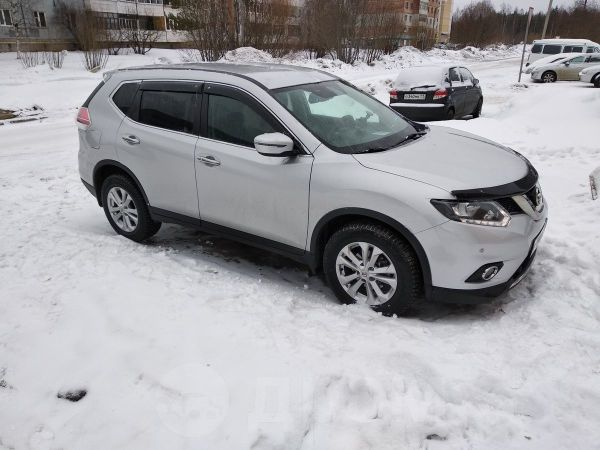 Nissan X-Trail, 2018 год, 1 400 000 руб.